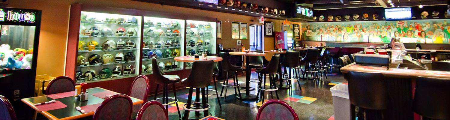 Max's Sport Bar & OTB Dining Area | Host Your Next Event at Max's!